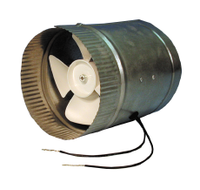 "Supco Db6-220 Duct Booster 6"" 220V"