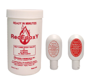 Supco Hs12001 Red Epoxy