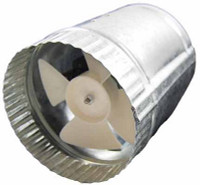 "Packard Df9006 6"" Duct Booster 240 Cfm"