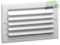 Grille Tech Ceiling Grille 10X4 1Way Cl1Ob1004