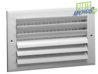 Grille Tech Ceiling Grille 10X4 2Way Cl2Ob1004
