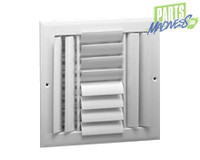 Grille Tech Ceiling Grille 10X10 4Way Cl4Ob1010