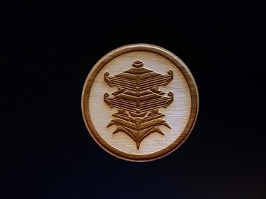 Pagoda - Wood Patch