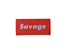 Savage - Morale Patch