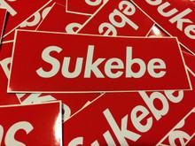 Sukebe - Sticker