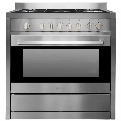 Parmco 900mm Gas / Gas Free Standing Stove