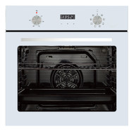 Parmco OX7-4-6W-8 600mm 76Litre Oven, 8 Function, Stainless Steel