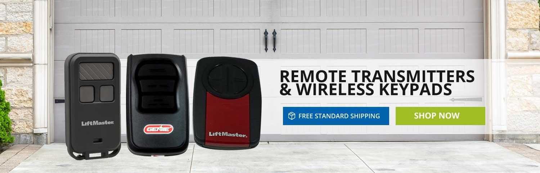& Open Door Discount Remotes