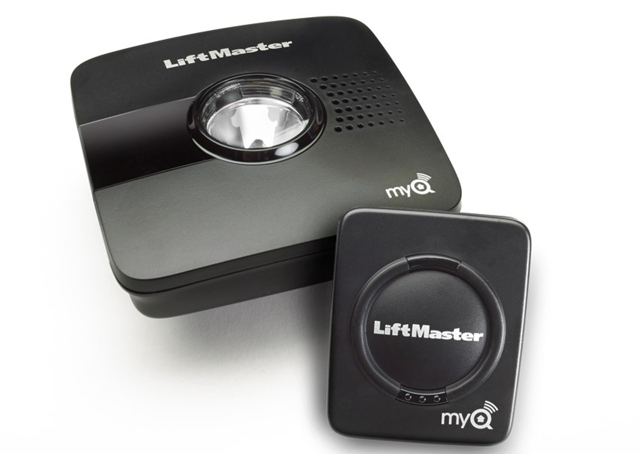 821lm Myq 174 Garage Universal Smart Phone Garage Door