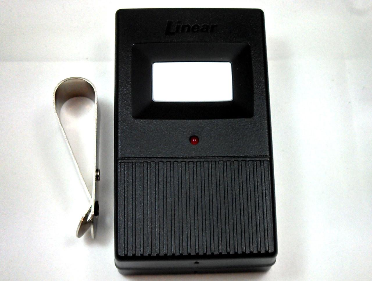Dt Linear Delta 1 Button Garage Opener Remote 310mhz