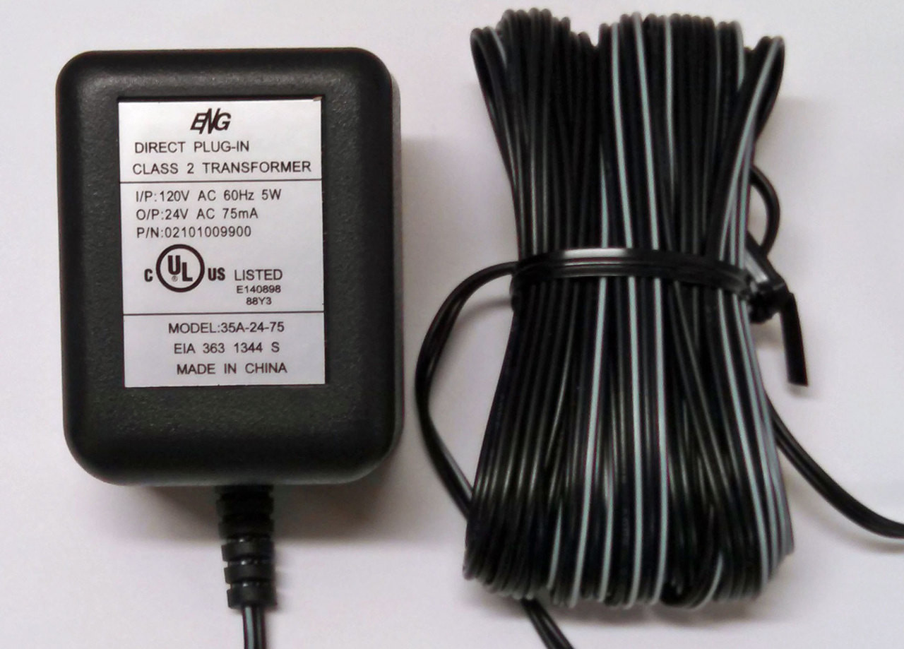 1092 07 Linear Multicode Power Adapter Kit For Garage Door