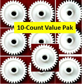 41a2817 10 Pack Of Gears Lifmaster 41c4220a Sears