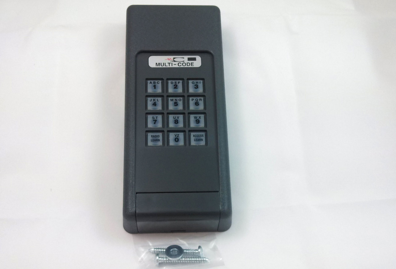 Linear Multi Code 4200 Remote Keypad For 1090 Garage Door