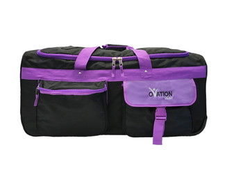 Black & Purple Performance Bag