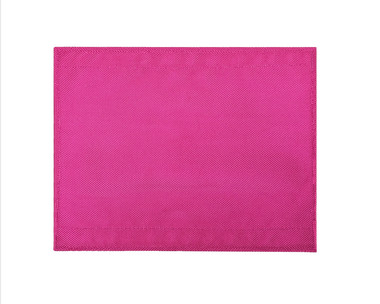 Blank Patch - Hot Pink