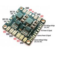 Matek MINI POWER HUB V3.1 W/ BEC 5V & 12V