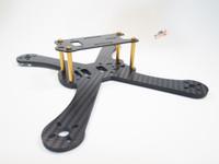 "RotoRev ""Klipper"" 220 frame -3K Twill weave Premium CF"