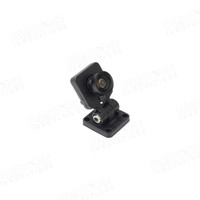Diatone 600 TVL 120° Miniature Camera & Mount - Black