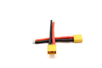 XT30 Male pigtail  ( 2 Pack )