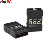 BX-100 Voltage display lipo Buzzer alarm