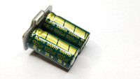 Capacitor Board for VCC 35V 2000uf Sanyo Caps w LED