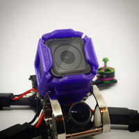 Armattan Rooster/Chameleon Ti Front Load GoPro Session Mount