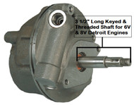 EATON (B SERIES) POWER STEERING PUMP  ER16278-1