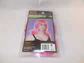 Hot Pink Flip 60's Wig Adult One Size Fits Most 3+ NIP