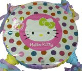 Hello Kitty Pink Party Pinata Custom New