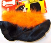 Witch Hat Dog Pet Halloween Accessory S/M NWT