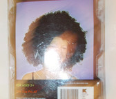 Black Afro 70's Wig Adult OSFM Ages 3+ NIP
