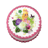 Barbie Thumbelina Edible Cake Image Birthday Party NIP