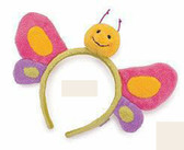 Butterfly Dress-up Party Dance Costume Headband NWT