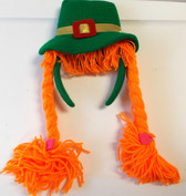 Irish Girl St. Patricks Headband OSFM NWT