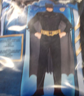 Batman The Dark Night Rises Adult Costume M L XL XXL NIP