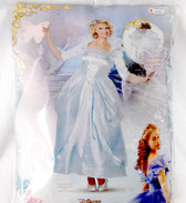 Disguise Disney Cinderella Fairy Godmother Costume Dress Adult M XL NIP