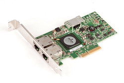 Have one to sell? Sell now (F169G) NETXTREME II Dual Port Gigabit PCIe x4 Network Interface Card