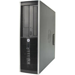 HP 6300 Elite Desktop Computer, Intel Core i5 3.40GHz Processor