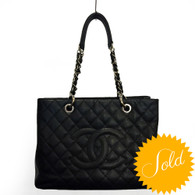 Chanel Grand Shopper Tote