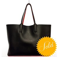 Louboutin Cabeta East-West Tote