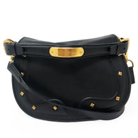Ralph Lauren Black Satchel