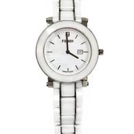 Fendi White Watch