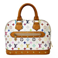 Louis Vuitton Multicolore Alma