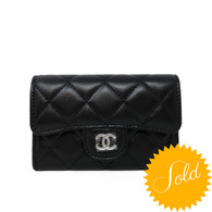 """Chanel """"Petite Maroquinerie"""" Wallet"""