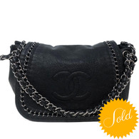 Chanel CC Flap Handbag