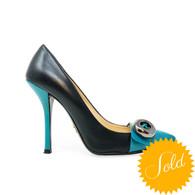Prada Colorblock Heels
