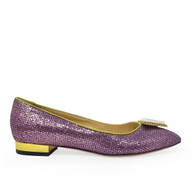 "Charlotte Olympia ""Starlet"" Flat"