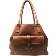 """Loro Piana """"Globe"""" Handbag"""