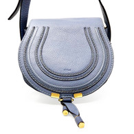 "Chloé Blue ""Marcie"" Purse"