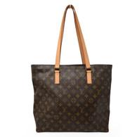 Louis Vuitton Monogram Cabas